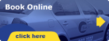 Blue Cabs - Book Online